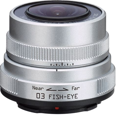Pentax 03 Fish Eye 3 2mm F5 6 pentax 3 2mm f5 6 fish eye lens for q series cameras