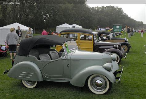 bantam car 1939 american bantam model 60 conceptcarz