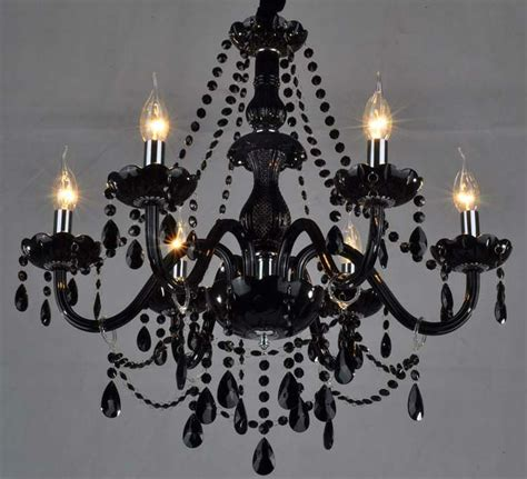 black glass chandeliers black glass chandelier buy black glass