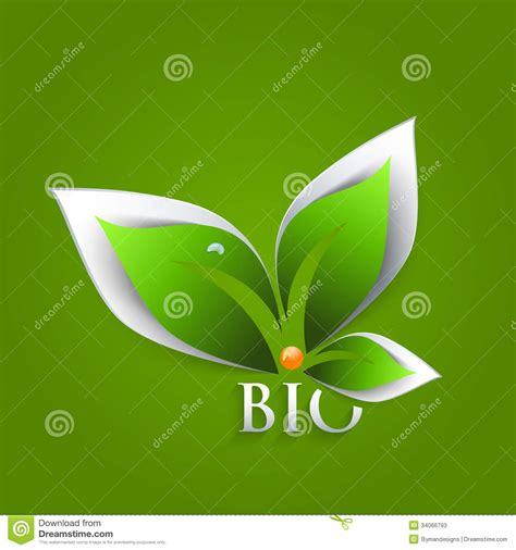 Bio Green bio green leaves abstract background stock photos image