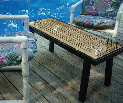 Cribbage Table by Cribbage Table Cribbage Board Table In By Therightjack