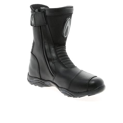 waterproof leather motorcycle boots richa monza waterproof leather motorcycle boots black ebay