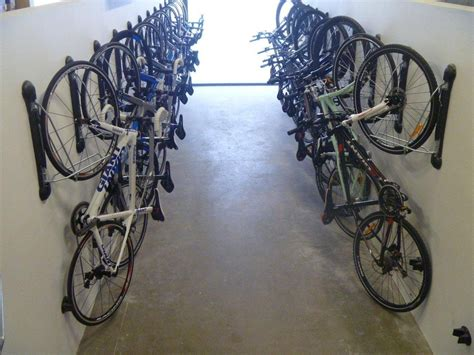 Bike Racks For Garages Vertical by Steadyrack Distributed By Gear Up Indoor