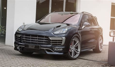 porsche sport 2016 techart magnum sport for porsche cayenne is new carbon