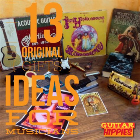 gift ideas for musicians 13 original gift ideas for musicians or for yourself