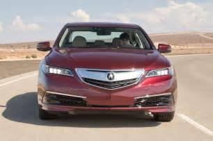 Acura Tlx Price Range 2015 Acura Tlx 24 Front View In Motion Photo 7