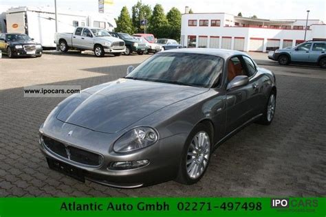 2003 maserati coupe gt 2003 maserati coupe gt 1 scheckheft car photo and specs