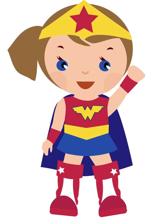 Clipart Free Best Superwoman Clipart 24170 Clipartion
