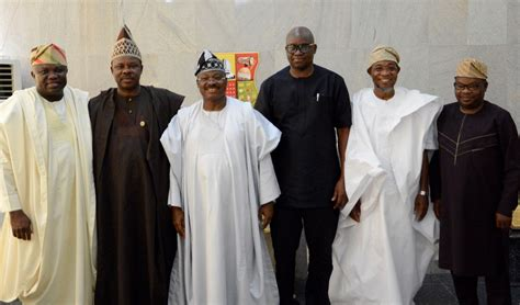 Image result for south west governors