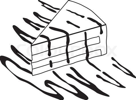 kuchen zeichnung st 252 ck kuchen doodle1eps vektorgrafik colourbox