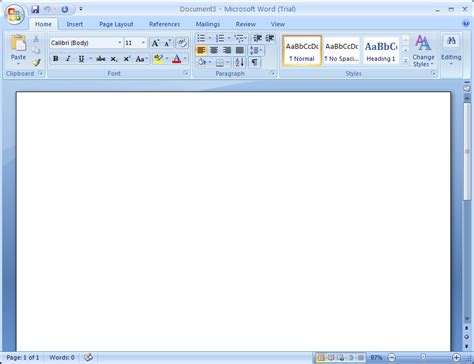 creating a blank document document create 171 editing