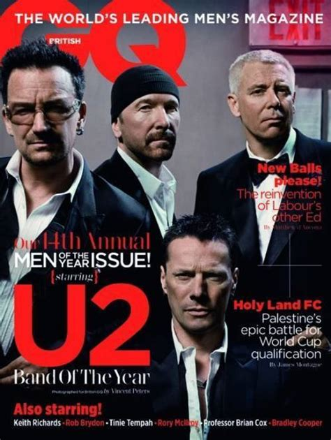 Bono Magazine Cover 2 u2 gt gallery gt magazine covers