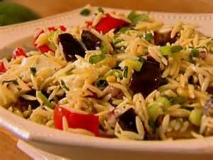 ina garten s shrimp salad barefoot contessa orzo with roasted vegetables video food network