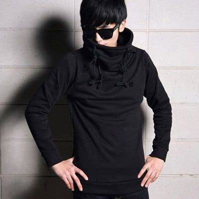 Jacket Genji Black Korean Style new fashion item jaket korea jaket pria hoody kemeja