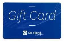 gift cards riverton shopping centre stockland - Stockland Gift Card