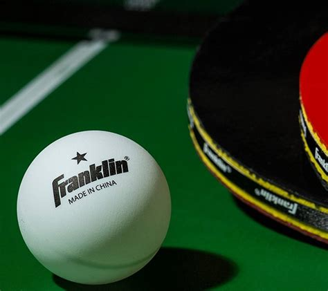 franklin ping pong table best ping pong balls of 2019 table tennis balls brands