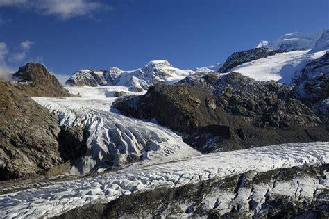 artificial snow plan to regrow receding swiss glacier by blowing