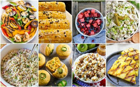 backyard bbq side dishes best 28 easy bbq side dish recipes feature friday 15