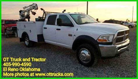 bed stuy cab service ram 4500 hd chassis 2015 utility service trucks
