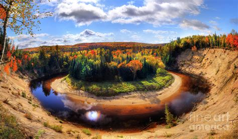 Best National Parks by Autumn In Arrowhead Provincial Park By Oleksiy Maksymenko