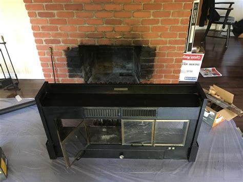 heatilator fan assist fireplace insert quot free heat machine
