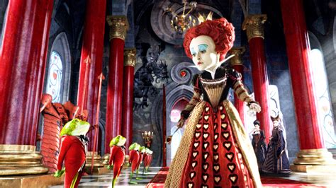 film queen of hearts alice in wonderland unleashes new featurette and stills