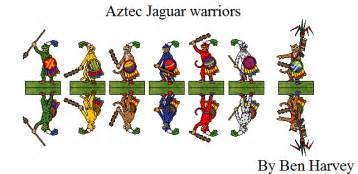 Knights Of The Jaguar Aztecs 2