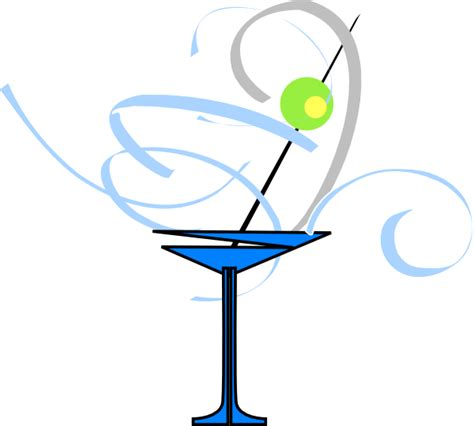 blue martini clip blue martini png pixshark com images galleries