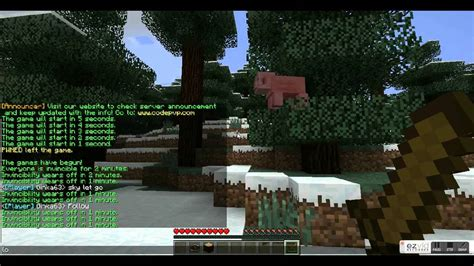 minecraft hunger games 16 feat ramy youtube minecraft hunger games kill skydoesminecraft youtube