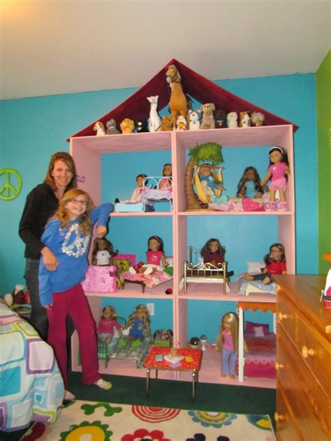 doll house doll karen mom of three s craft blog want a doll house for your doll take a look at what