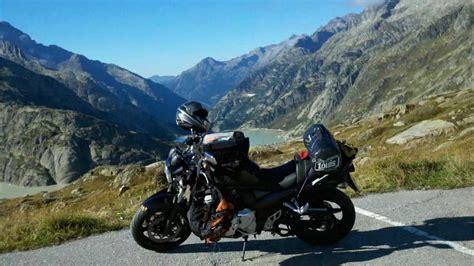 Youtube Motorradtouren Alpen by Mit Dem Motorrad In 4 Minuten Durch Die Alpen Youtube