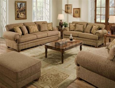 sofa loveseat ottoman set peat fabric modern sofa loveseat set w optional chair