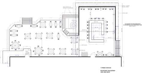 outdoor floor plan restaurant designer raymond haldemanrestaurant floor plans