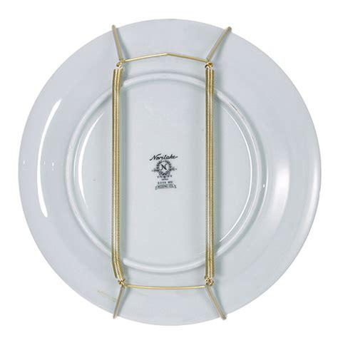 plate display hanger in decorative plate racks