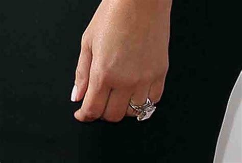 Kim Kardashian Engagement Ring: She Kept It  For a Price