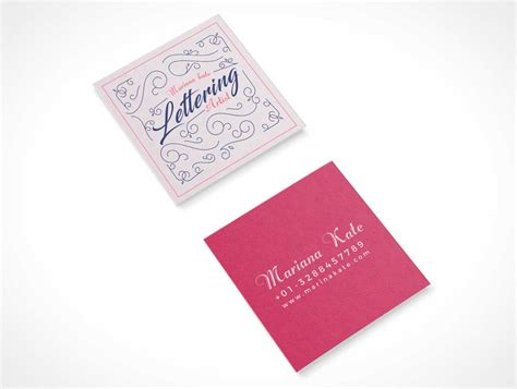 04 10mm rounded square business card mockup preview cards moo