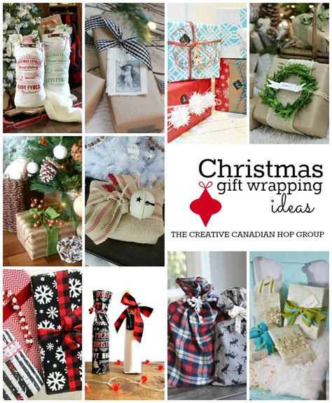 Craft Paper Gift Wrap - craft paper and boxwood wreath gift wrap