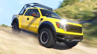 2012 ford f150 svt raptor gta5 mods