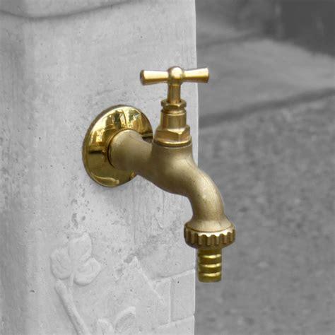 rubinetti per fontane da giardino rubinetto per fontana da esterno