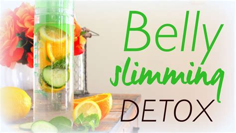 Fruit Water Detox For Belly by Slimming Detox Fruit Infused Water Flat Belly Diet Drink