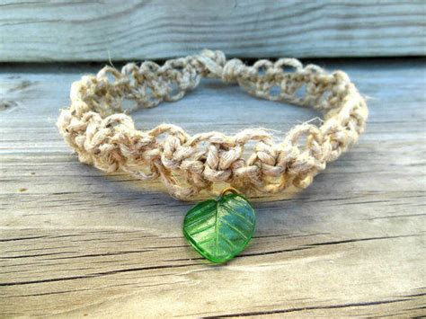Macrame Knots Hemp - macrame necklace hemp square knot from