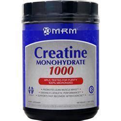 creatine a ped mrm creatine monohydrate on sale at allstarhealth