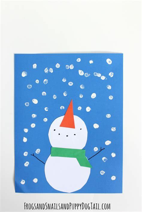 Papercraft Snowman - snowman craft for fspdt