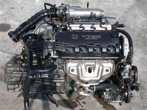 jdm honda civic si d16z6 engine