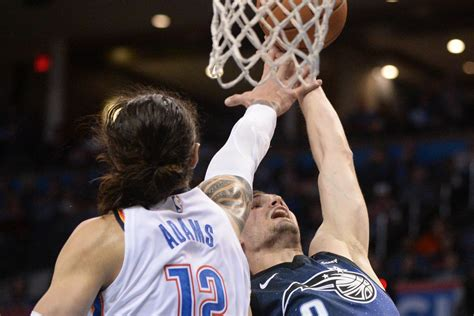 okc bench thunder vs magic final score bench rescues okc from