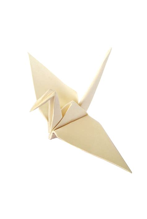 Ivory Origami Paper - ivory origami paper crane graceincrease custom origami