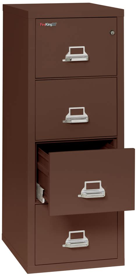 fire king 25 file cabinet fireproof fireking 25 vertical 4 legal file cabinet