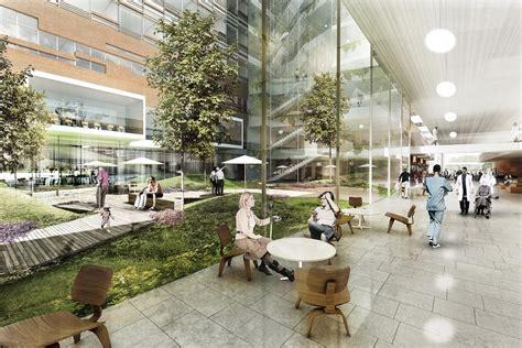 concept design university helsingborg hospital sweden architecture google search