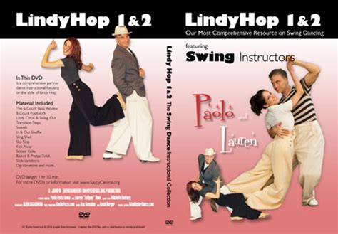 6 count swing lindy hop 1 2 dance instructional dvd