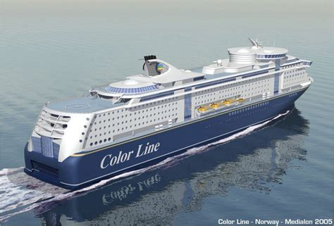 color line cruise ships medialon